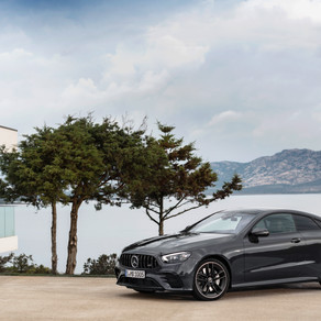 THE NEW MERCEDES-AMG E 53 COUPE AND CABRIOLET