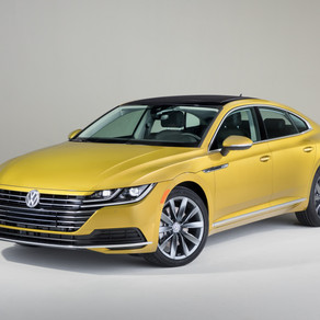 2019 VW Arteon Makes US Debut