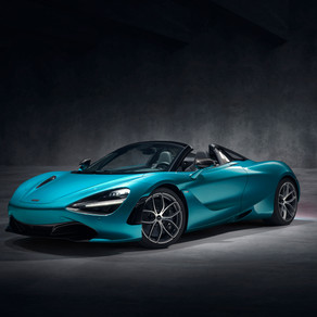 FEEL THE WIND IN YOUR HAIR WITH THE NEW MCLAREN 720S SPIDER