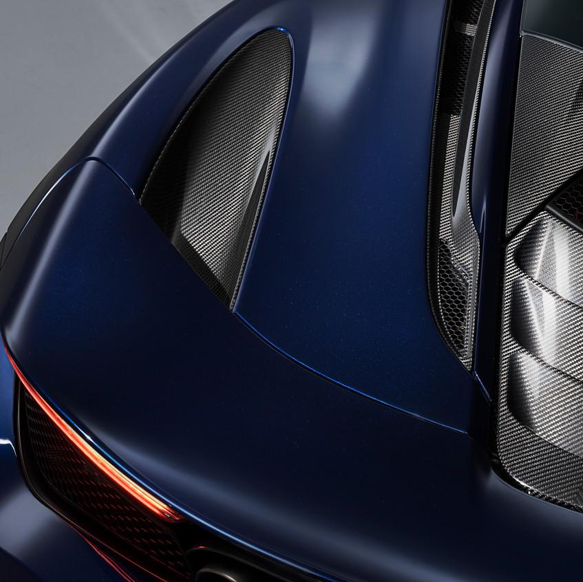 McLaren 720S in Atlantic Blue by MSO-5