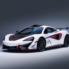 McLaren MSO X 570S Coupe