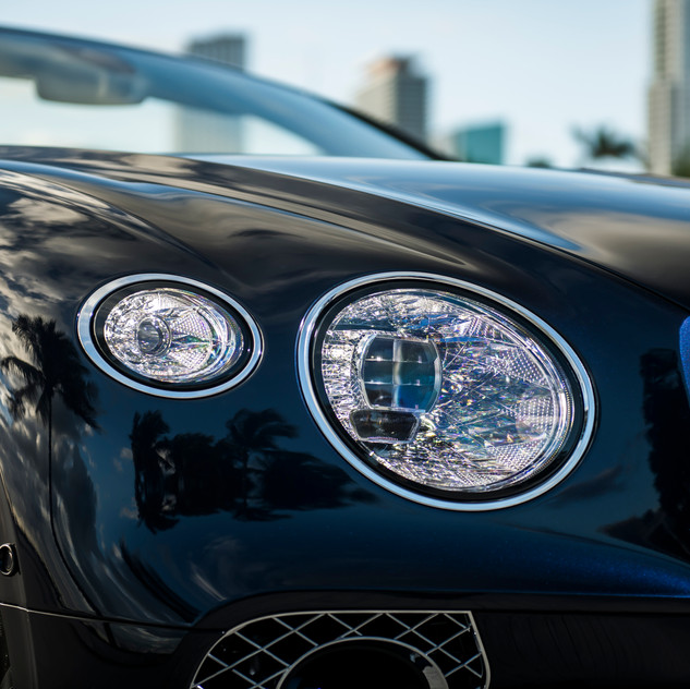 Bentley Continental GT Convertible V8 11