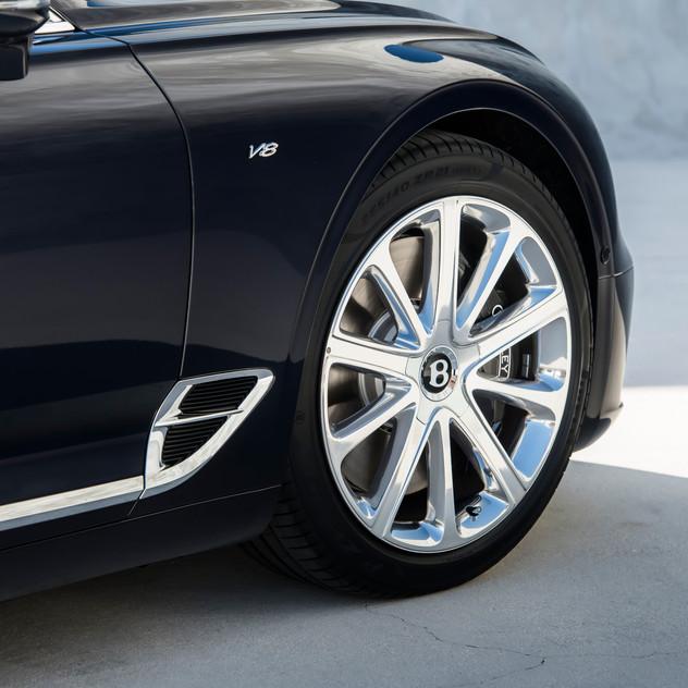 Bentley Continental GT Convertible V8 7.