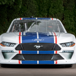 2020 NASCAR XFINITY SERIES MUSTANG UNVEILED