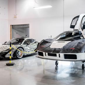 McLAREN F1 SERVICE CENTER OPENS IN NORTH AMERICA