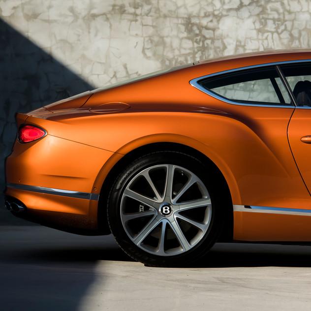 Bentley Continental GT V8 12