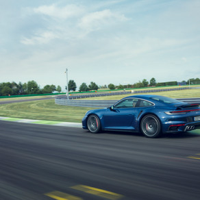 THE NEW PORSCHE 911 992 TURBO