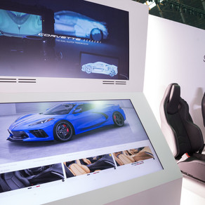 CHEVROLET TRANSFORMS THE CORVETTE CUSTOMER EXPERIENCE