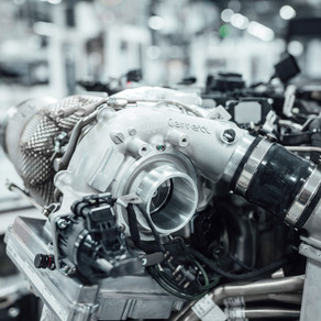 MERCEDES-AMG INNOVATION: NEW ELECTRIC TURBOCHARGER