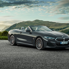 2020 BMW 840i AND 840i xDRIVE COUPE AND CONVERTIBLE