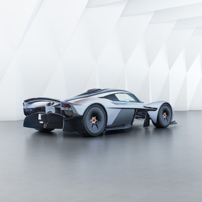 1000HP/11000RPM V12 IS THE HEART OF THE Aston Martin VALKYRIE