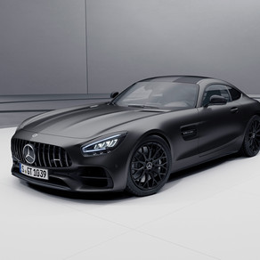 MERCEDES-AMG GT COUPE AND ROADSTER OFFER INCREASED POWER AND ENHANCED EQUIPMENT FOR 2021