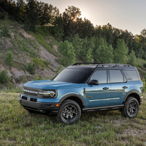 ALL-NEW FORD BRONCO SPORT