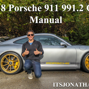 NEW YOUTUBE VIDEO/GALLERY-IS THE 2018 GT3 WORTH $200K?