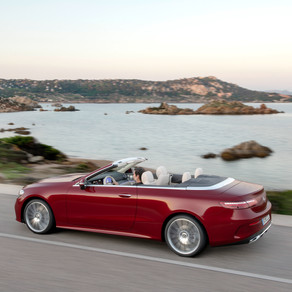 COMPREHENSIVE RANGE OF ENHANCEMENTS: 2021 mercedes E-CLASS COUPE AND CABRIOLET