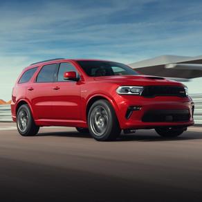 DODGE//SRT INTRODUCES THE MOST POWERFUL SUV EVER – 2021 DURANGO SRT HELLCAT