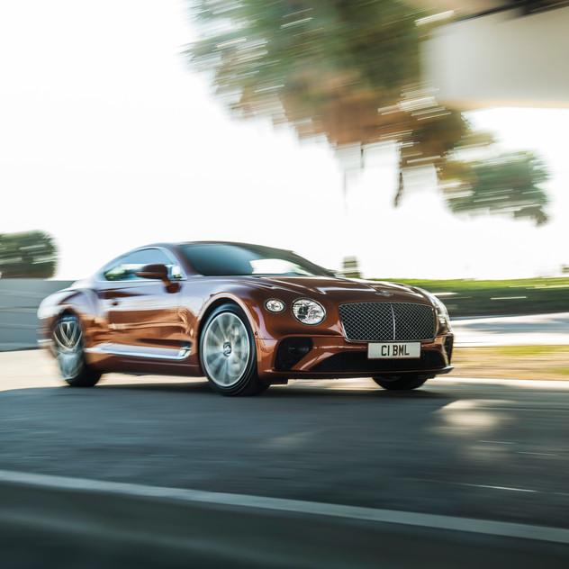 Bentley Continental GT V8 3