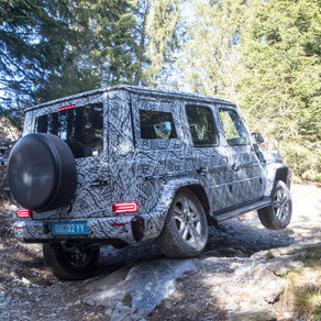 The New 2018 Mercedes G Wagon Preliminary Information