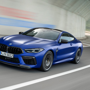 2020 BMW M8 COUPE AND CONVERTIBLE