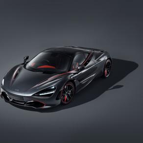 McLaren MSO Stealth 720S
