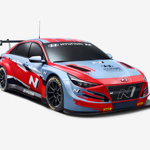 HYUNDAI MOTORSPORT CUSTOMER RACING EXPANDS TCR RANGE WITH ELANTRA N TCR