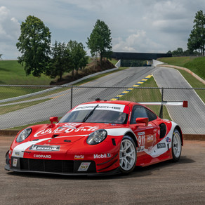 PORSCHE TO RUN COKE® HOMETOWN RETRO LIVERY AT PETIT LE MANS