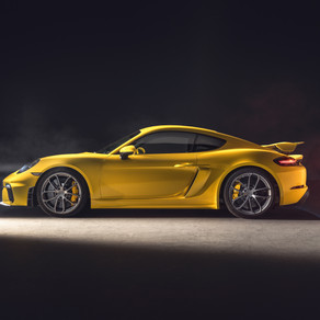 2020 PORSCHE 718 CAYMAN GT4 AND 718 SPYDER