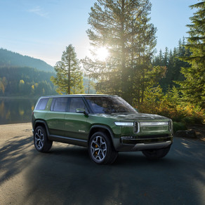 RIVIAN LAUNCHES WORLD'S FIRST ELECTRIC ADVENTURE VEHICLES™