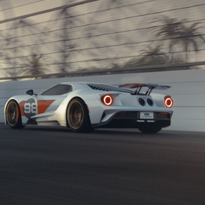 FORD GT HERITAGE EDITION TO CELEBRATE STORIED '66 DAYTONA WIN, PLUS 2021 STUDIO COLLECTIOn