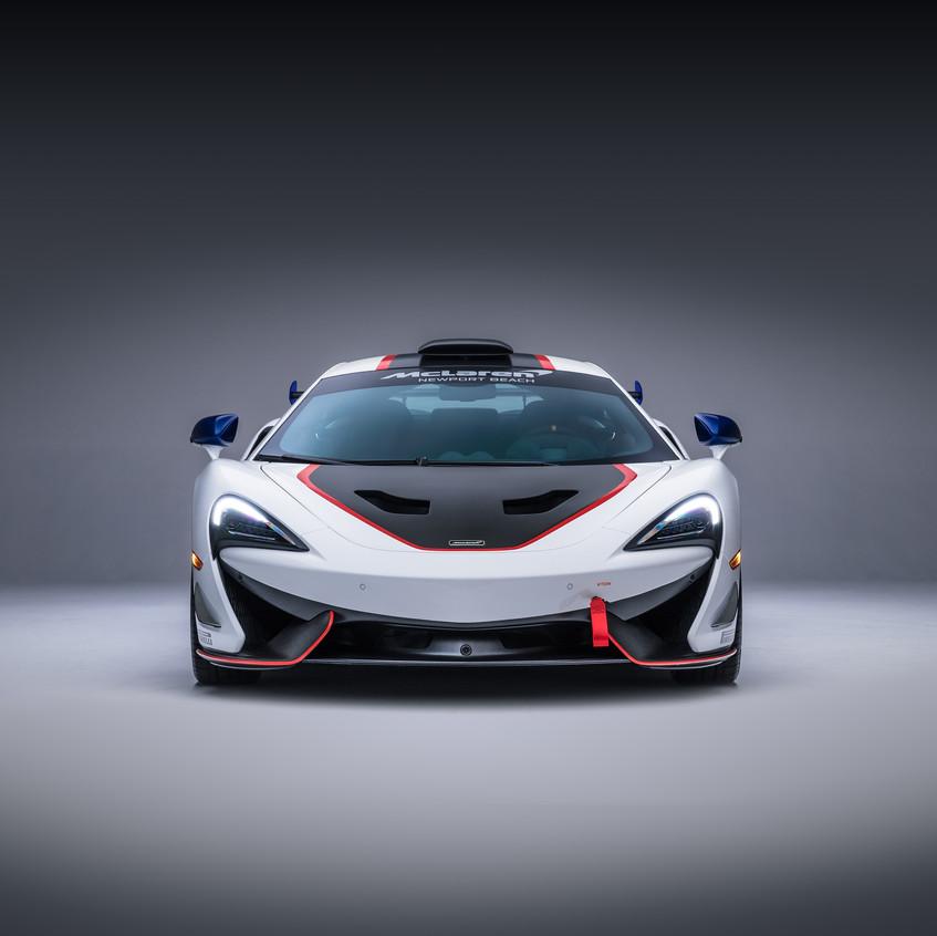 McLaren MSO X - 08 Anniversary White_Red & Blue Accents - 01
