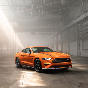 2020 FORD MUSTANG HIGH PERFORMANCE PACKAGE; 330-HORSEPOWER AND GT HARDWARE