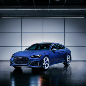 2021 AUDI RS 5 COUPE AND SPORTBACK: EXTERIOR DESIGN AND TECHNOLOGY UPDATES