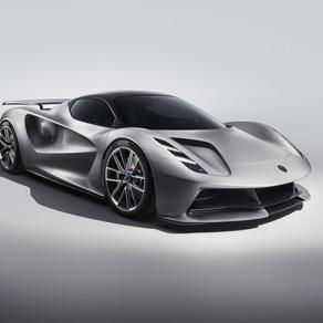 LOTUS EVIJA: MOST POWERFUL PRODUCTION CAR-ELECTRIC 2000HP