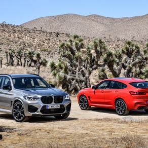 2020 BMW X3M & X4M