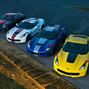 2019 CORVETTE DRIVERS SERIES-SPECIAL EDITION