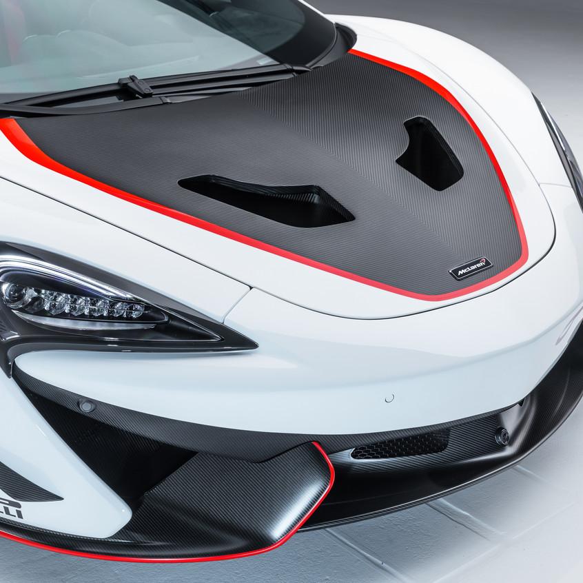 McLaren MSO X - 08 Anniversary White_Red & Blue Accents - 08