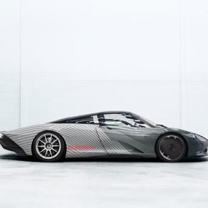 """McLaren Speedtail Prototype """"Albert"""""""
