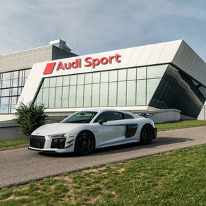 10 Audi R8 V10 Plus Coupe Competition Package Cars on their way to U.S.