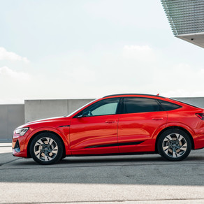 ALL-NEW E-TRON SPORTBACK DELIVERS THRILLING ADDITION TO ELECTRIFIED AUDI LINEUP