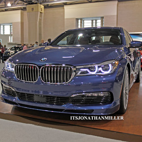 BMW at 2018 Philly Auto Show