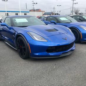 new YouTube video-Corvette C8 Stingray Shopping at Kerbeck Atlantic City