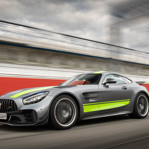 MERCEDES-AMG GT R PRO TO START FROM $199,650