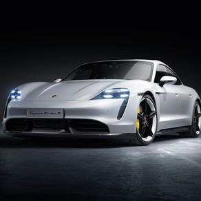 WORLD PREMIERE OF THE PORSCHE TAYCAN-ELECTRIC