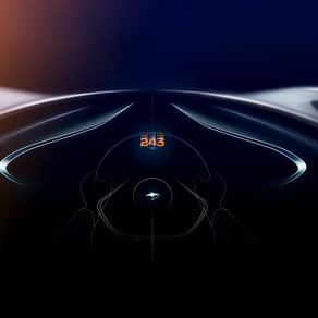 NEW, THREE-SEAT McLAREN 'HYPER-GT' WILL HAVE HIGHEST TOP SPEED OF ANY McLAREN YET – INCLUDING THE IC