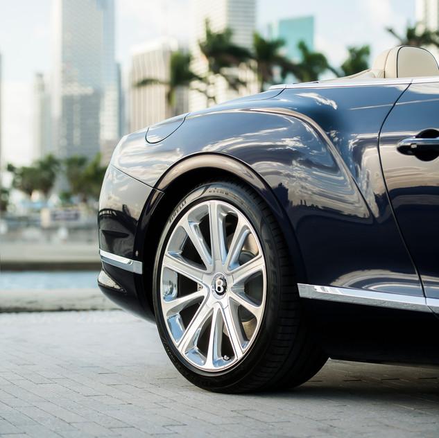 Bentley Continental GT Convertible V8 6.