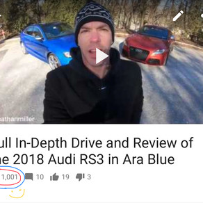 update:first youtube video to hit over 1000 views and over 2000channel views