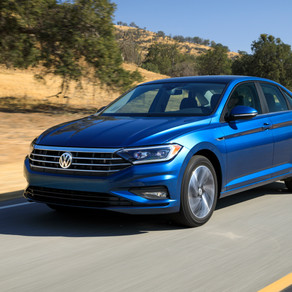 ALL-NEW 2019 VOLKSWAGEN JETTA
