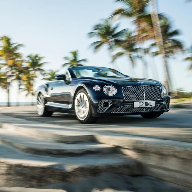 Bentley Continental GT Convertible V8 4.