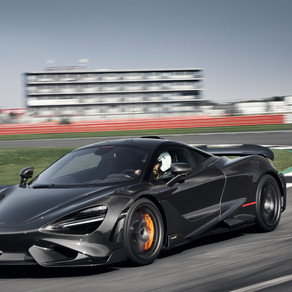 PERFORMANCE FIGURES FOR NEW McLAREN 765LT CONFIRMED-sold out