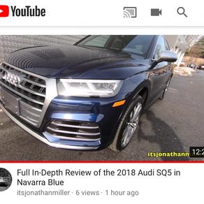 New YouTube Video-2018 Audi SQ5